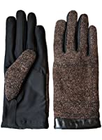 Isotoner Women's Boucle Knit and Spandex Glove, One Size