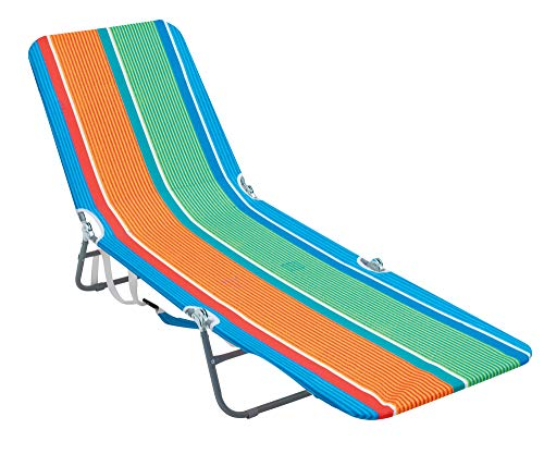 Beach Lounger - Rio Beach Backpack Lay Flat Lounger Beach Chair
