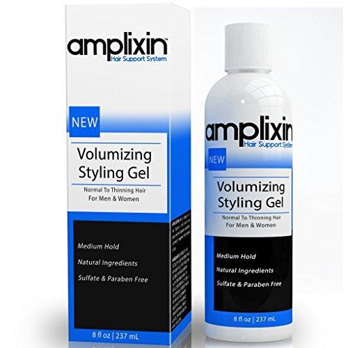 Amplixin Volumizing Styling Caffeine Organic