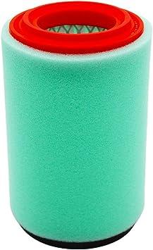 HIFROM Air Filter Element Cleaner for Yamaha Big Bear 250 /& 400 YFM250B YFM400 YFM400FB YFM400F YFM400FBE YFM400FH YFM400FW YFM400H Replaces 1P0-E4450-00-00 4XE-E4450-00-00 Pack of 2