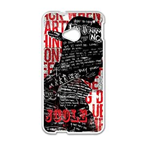 QQQO J Cole Cell Phone Case for HTC One M7