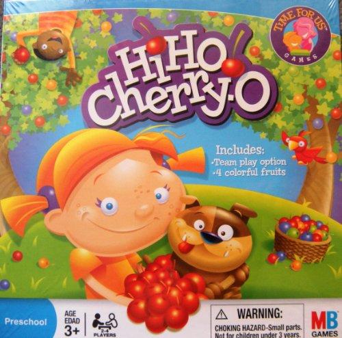 Hi Ho Cherry-O | Preschool (2007 Hasbro)