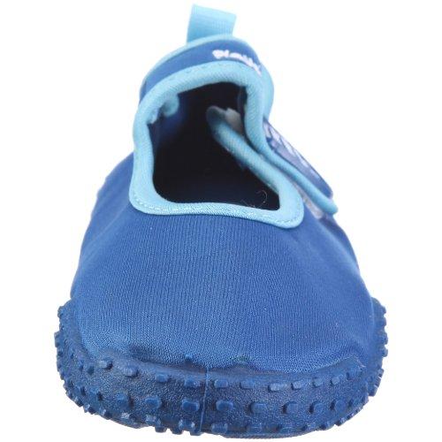 Playshoes Children's Aqua Beach Water Shoes (11.5 M US Little Kid, Blue) by Playshoes (Image #4)