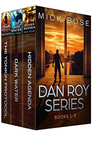 The Dan Roy Series:Books 1-3: The Dan Roy Series Boxed Set