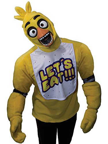 Rubie's Costume Co Five Nights at Freddy's Chica Costume, Multi, Standard ()