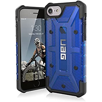 UAG iPhone 8 / iPhone 7 / iPhone 6s [4.7-inch screen] Plasma Feather-Light Rugged [COBALT] Military Drop Tested iPhone Case