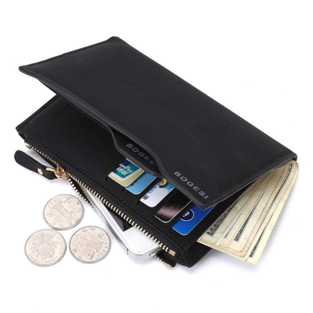 Amazon.com: Wallet Purses Mens Wallets Carteira Masculina ...