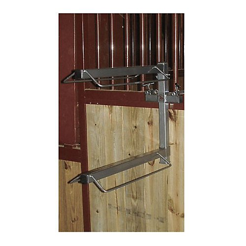 (Equi-Racks Portable Two Tier Saddle Rack )