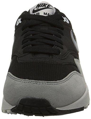 Nike Wmns Air Max 1 Essential -  para hombre Negro (black/dove grey-pure platinum)