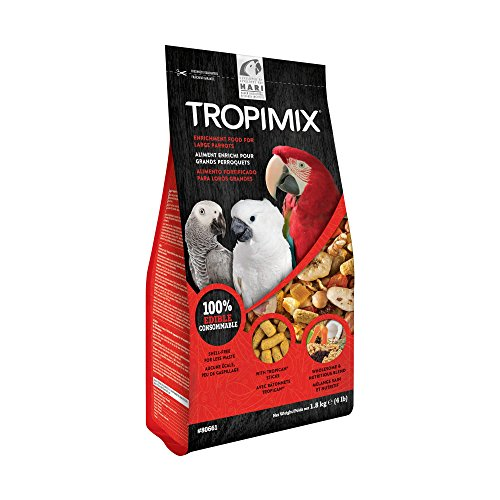 Tropimix Premium Enrichment Food For Large Parrots