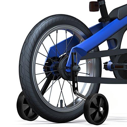 ZOSEN Training Wheels Bike Bicycle Training Wheels Kids Bike Accessory Support Wheels for 12 14 16 18 20 Inch Bicycle (Black, 1 Pair) by ZOSEN (Image #5)