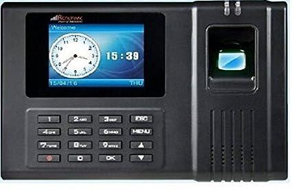 Realtime RS-10 Time & Attendance, Access Control(Fingerprint, Card, Password) By navkar
