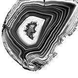 Grey Agate E , 30x30in. (paper)