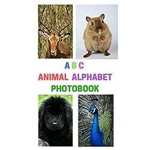 ABC ANIMAL ALPHABET PHOTOBOOK
