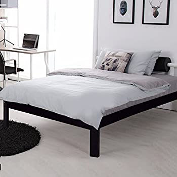 Amazon Com Ikea S Neiden Bed Frame Bundle With Cleaning