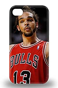 Faddish Phone NBA Chicago Bulls Joakim Noah #13 3D PC Case For Iphone 4/4s Perfect 3D PC Case Cover ( Custom Picture iPhone 6, iPhone 6 PLUS, iPhone 5, iPhone 5S, iPhone 5C, iPhone 4, iPhone 4S,Galaxy S6,Galaxy S5,Galaxy S4,Galaxy S3,Note 3,iPad Mini-Mini 2,iPad Air )