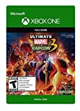 Ultimate Marvel vs Capcom 3 - Xbox One [Digital Code]
