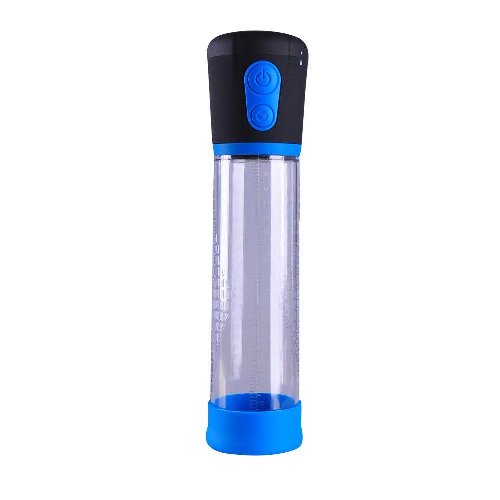 Automatic Suction Pǔ-mp Pénǐs Massager Vacuum Pump Male System Massage