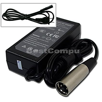 24V New Electric Scooter Power Chair Battery Charger for Amigo MC MCX US