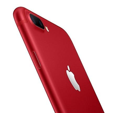 Careflection Apple iPhone 7 Plus Red Conversion Kit Skin