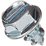 Hard-to-Find Fastener 014973264468 Hex Sheet Metal Screws, 8 x 1/4, Piece-36