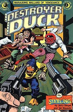 - Destroyer Duck, Edition# 3