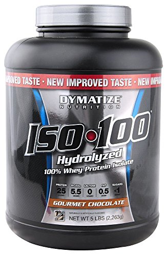 Dymatize ISO100 hydrolysée 100% Whey Protein Isolat Gourmet Chocolate - £ 5