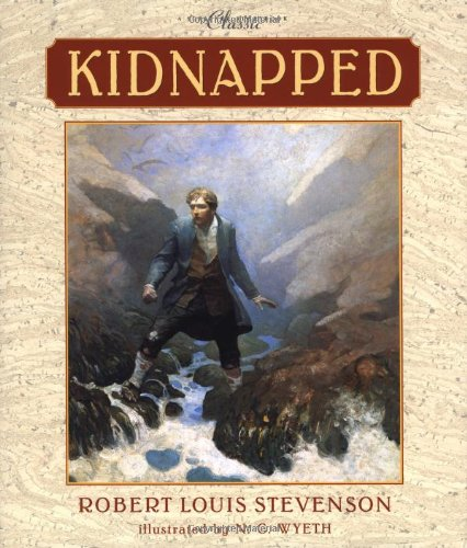 Kidnapped (Scribner Storybook Classics) for sale  Delivered anywhere in USA