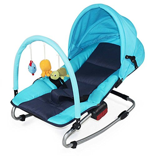 Baby Bouncer – Baby Swing Chair And Cradle Baby Chair The Children's Bouncing Cradle Is Suitable For Newborns 0-24 Months
