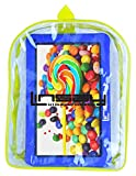 LINSAY NEW F10XHDKIDSBAGB Quad Core with Blue Kids Defender Case & Kids Bag Pack 1 GB RAM DDR3 8 GB Android 4.4 Kit Kat
