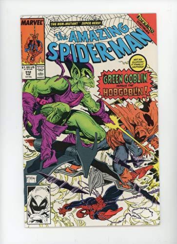AMAZING SPIDER-MAN #312 | Marvel | February 1989 | Vol 1 | Inferno Tie-In