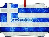 Greece Grunge Flag%2DTM Double%2DSided B...
