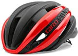 Giro Synthe Helmet Bright Red/Matte Black, M Review