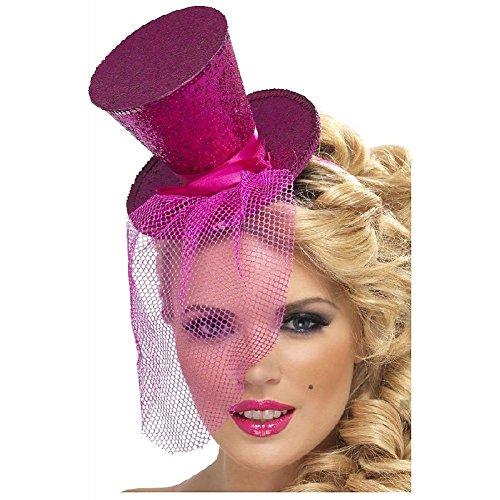 Mini Top Hat Costume Accessory Adult Halloween]()