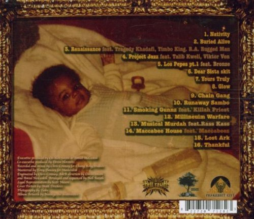 Renaissance Child: Hell Razah: Amazon.es: Música