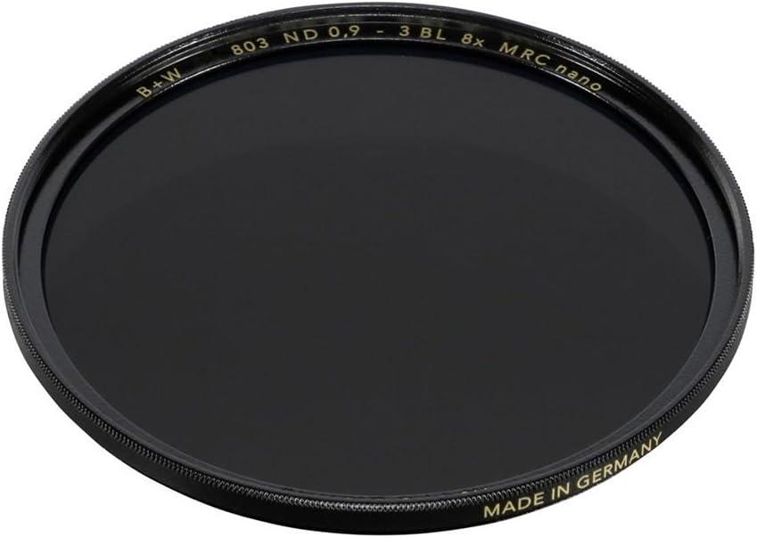 Gray 66-1089180 B+W 62mm 0.9-8X Multi-Resistant Coating Nano Camera Lens Filter