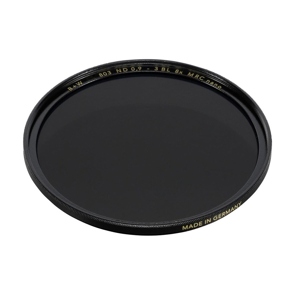 B+W 67mm 3.0-1000x Multi-Resistant Coating Nano Camera Lens Filter Gray 66-1089249