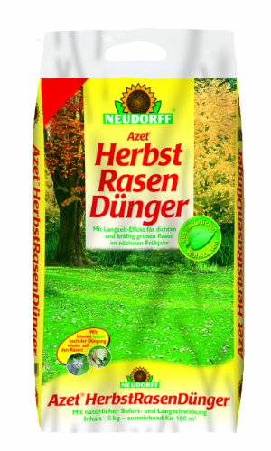 Neudorff Azet HerbstRasenDünger 5kg