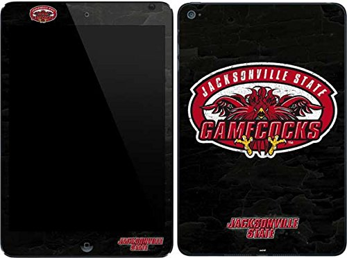 Skinit Jacksonville State Gamecocks iPad Mini 4 Skin - Officially Licensed Learfield Collegiate Tablet Decal - Ultra Thin, Lightweight Vinyl Decal Protection