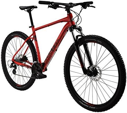 Marin Rock Primavera 1 para Bicicleta de montaña – 2017 Rendimiento Exclusiva, Rojo: Amazon.es: Deportes y aire libre