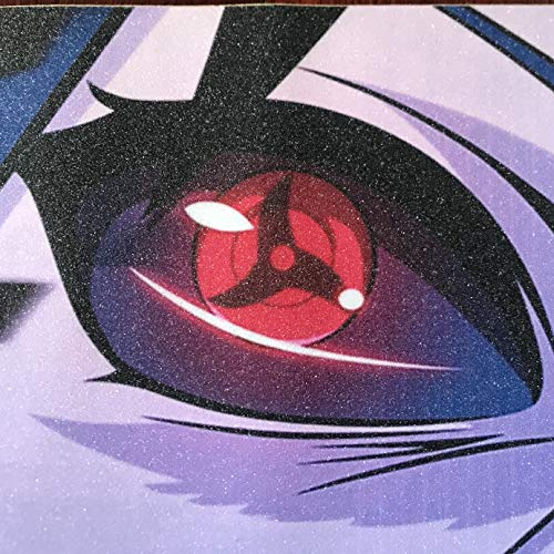 RAREANT Naruto Skateboard Griptape, 9