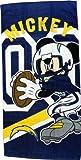 "1 X San Diego Chargers NFL Disney Mickey Mouse Qb Beach Towel 30"" X 60"""
