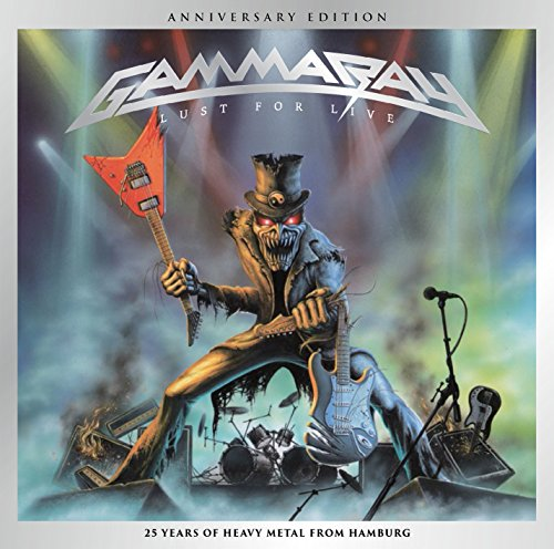 Gamma Ray - Lust For Live - (0210839EMU) - Digipak - CD - FLAC - 2016 - WRE Download