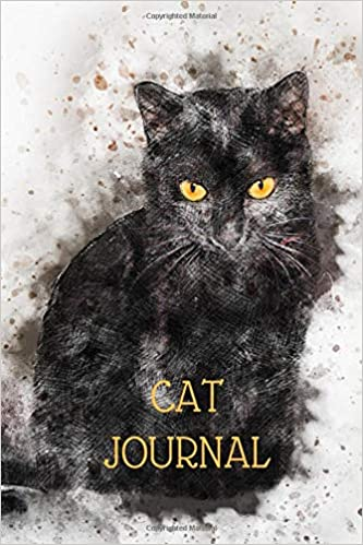 Pocket Black Cat Journal: Mini Daily & Weekly Undated ...