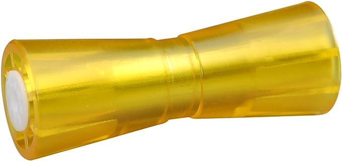Tie Down 86169 Amber 10 PVC Keel Roller