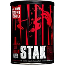 Universal Nutrition Animal Stak Natural Hormone Booster Supplement (Packaging...