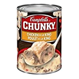 Campbell's Chunky Chicken A La King Soup, 540ml