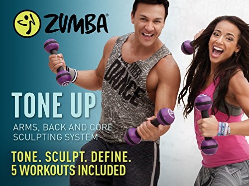 Amazon Com Zumba Toning Amp Sculpting System Beto Perez
