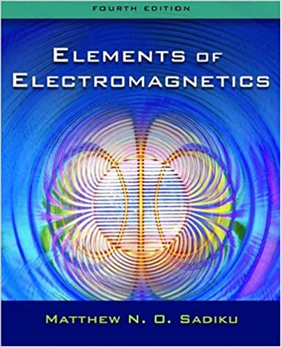 Elements of electromagnetics the oxford series in electrical and elements of electromagnetics the oxford series in electrical and computer engineering 4th edition fandeluxe Images