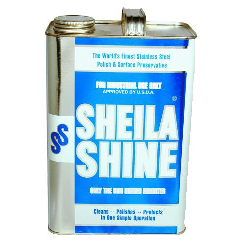 SHE4CT - Sheila Shine Stainless Steel Cleaner Polish ()